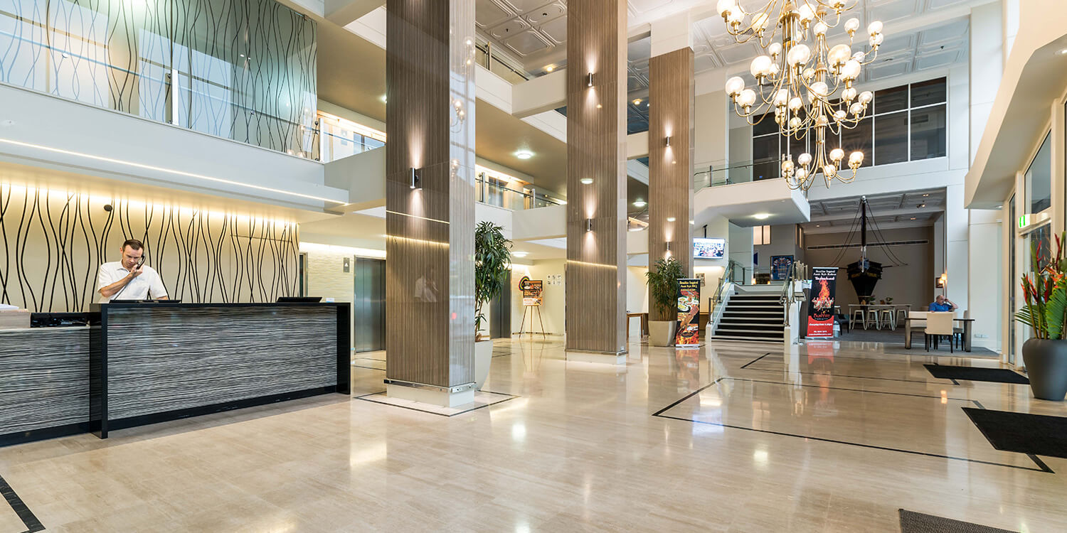 pacific-hotel-cairns-lobby | Pacific Hotel Cairns