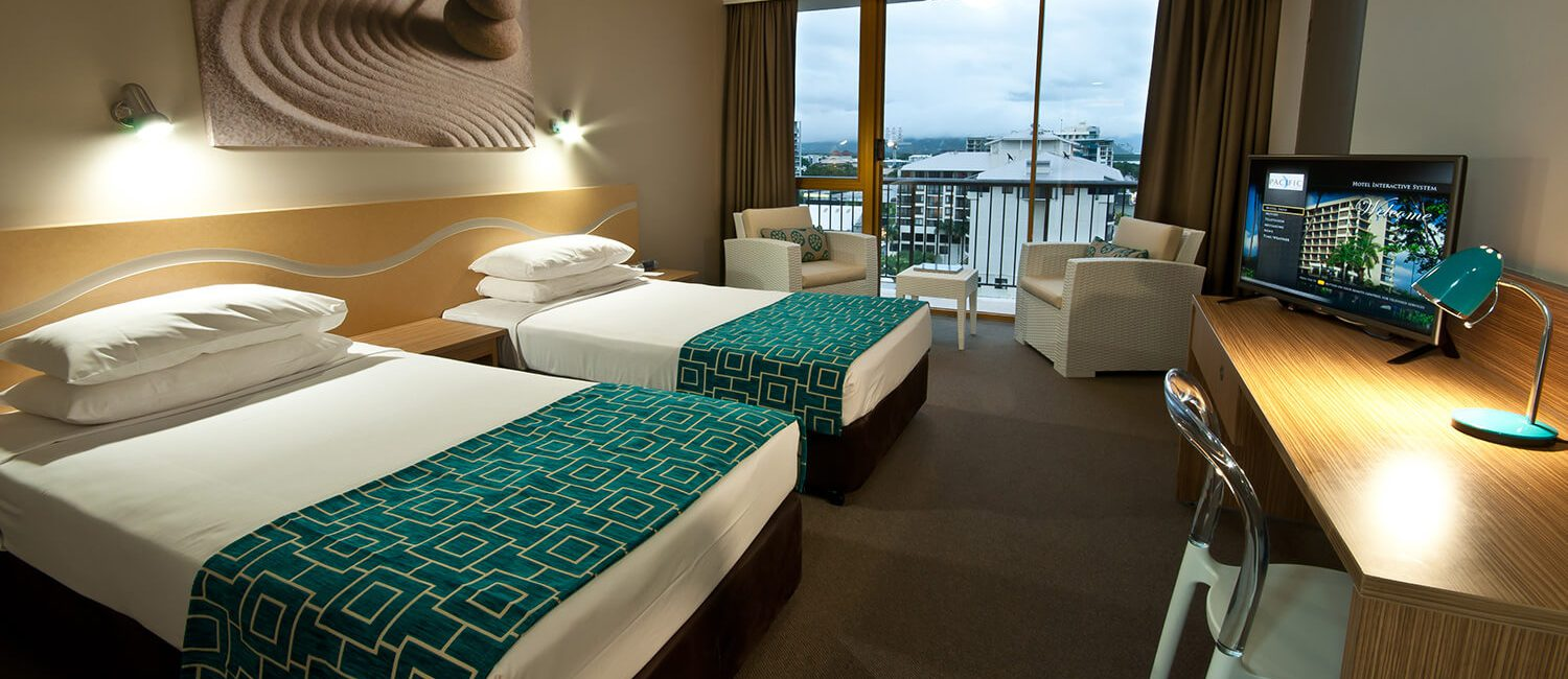 pacific-hotel-cairns-twin | Pacific Hotel Cairns